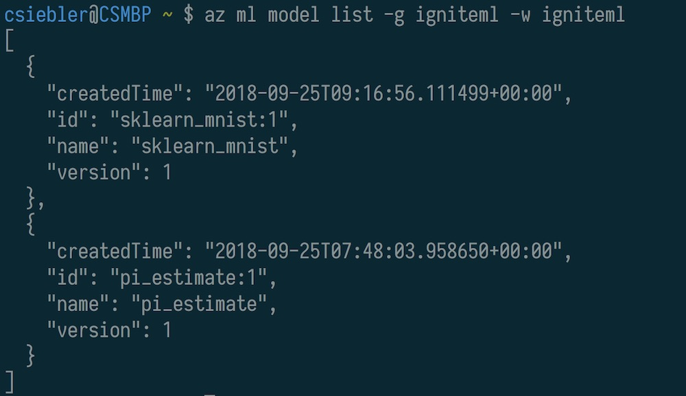 The new Azure Machine Learning CLI